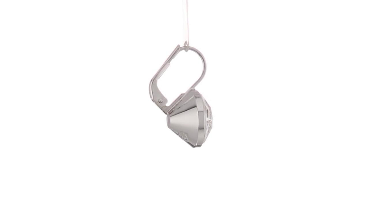 233c0f986 Swarovski Bella Pierced Earrings SKU:8881447 - YouTube