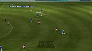 FIFA 12 PC Gameplay - Chelsea vs AC Milan
