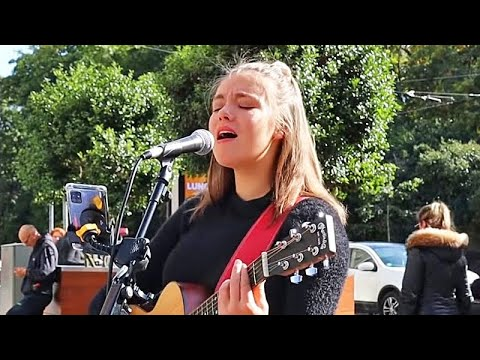 THIS SONG WILL MAKE YOU CRY | Bee Gees - I Started a Joke | Allie Sherlock Cover