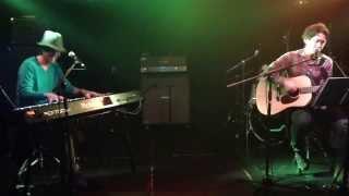 Acoustic Caravanライブ Allegro Cantabile(SUEMITSU & THE SUEMITH)