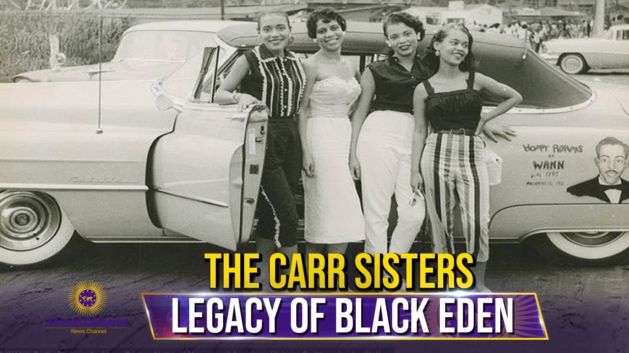 The Carr Sisters Created Beaches Exclusively For Black Americans During The Jim Crow Era