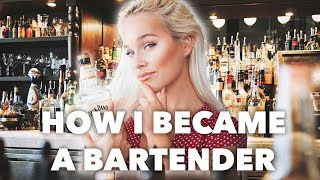How I became a Bartender in under 30 days (with no experience)