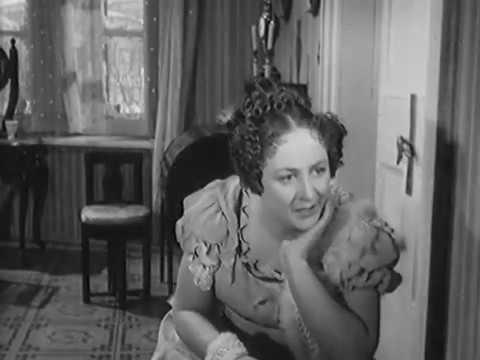 Горе от ума  1952 Софья и Лиза