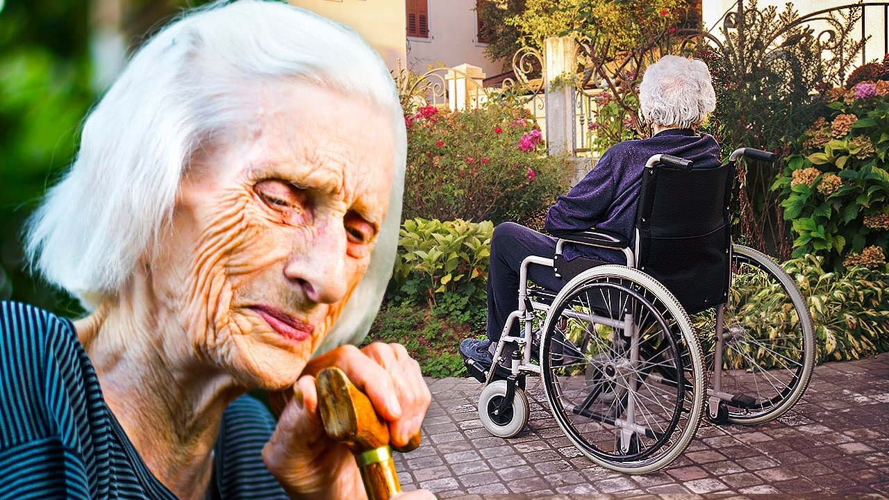 Woman Distraught After Wheelchair Is Stolen. What A Stranger Does Next Makes Her Cry