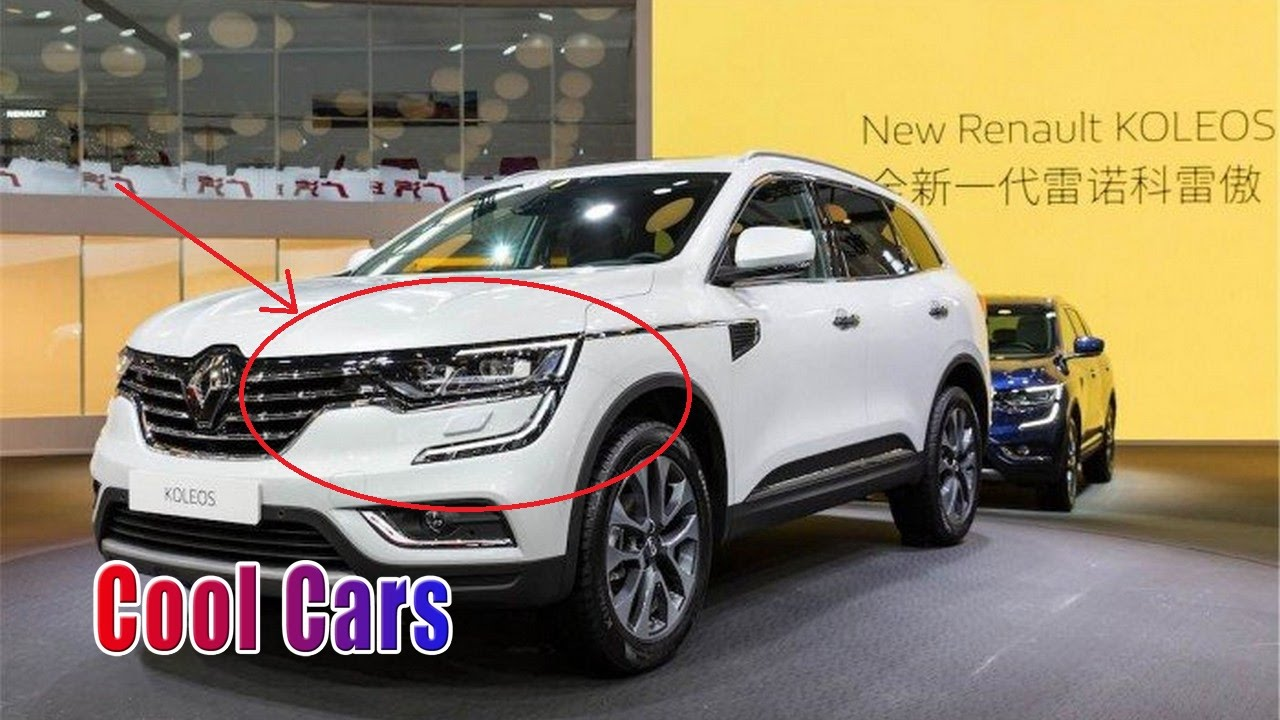 watch this 2017 renault koleos specifications and price youtube. Black Bedroom Furniture Sets. Home Design Ideas