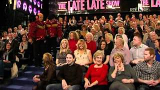 D'Unbelievables reunite on The Late Late Show