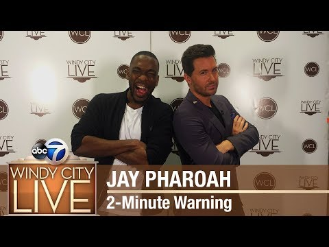 Comedian Jay Pharoah NAILS impressions on Windy City LIVE!