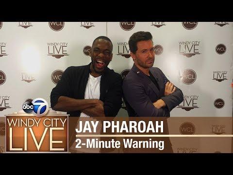 Comedian Jay Pharoah NAILS impressions on Windy City LIVE!