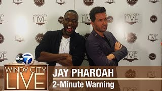 LOL! Comedian Jay Pharoah NAILS Impressions On Windy City Live Like A Boss