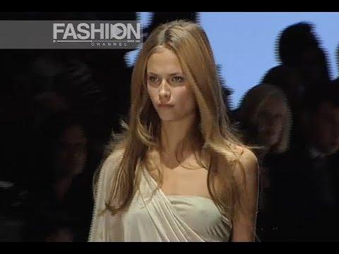 PACO RABANNE Spring Summer 2005 Paris - Fashion Channel