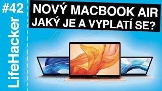 Nový MacBook Air a naše první postřehy
