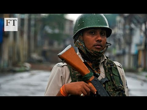 Why India's crackdown in Kashmir is a big deal | FT
