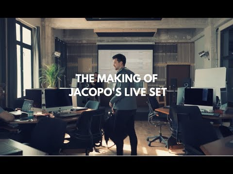 The Making Of Jacopo's Live Set - Episode 1: Anticipation