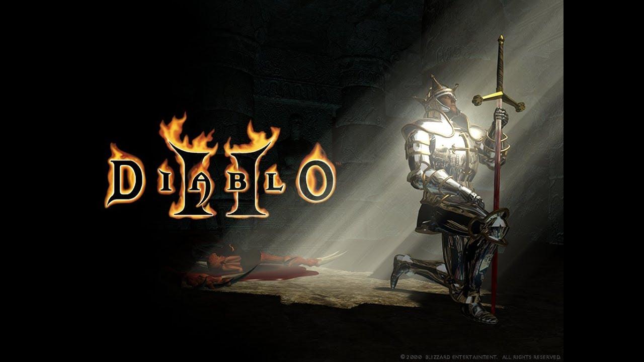 Diablo 2 lord of destruction 1 1 youtube - Diablo 2 lord of destruction wallpaper ...