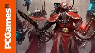 How Warhammer 40,000: Mechanicus Shows the Universe