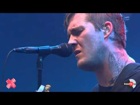 The Gaslight Anthem   Lowlands Festival 2012