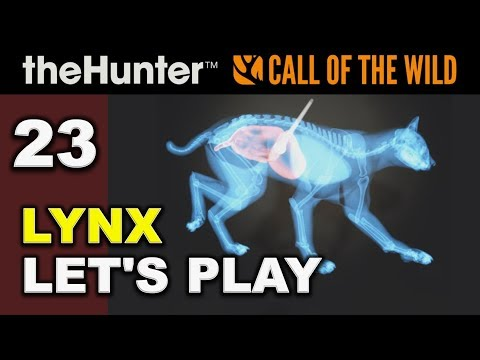CALL OF THE WILD - Episode 23 - Lynx