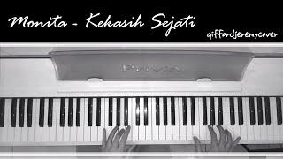 Video Monita - Kekasih Sejati Piano Cover download MP3, 3GP, MP4, WEBM, AVI, FLV Januari 2018