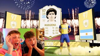 W2S PACKS HIS GREATEST ICON EVER!!! -  FIFA 20