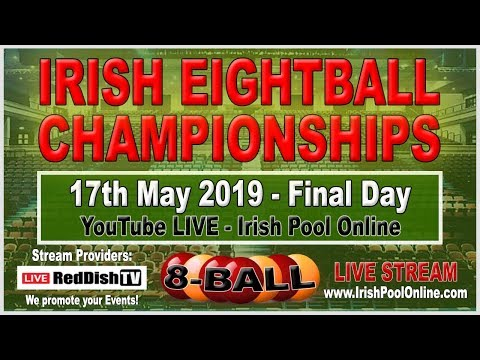 Festival Of Pool 2019 Final Day- Inter-County Team And Singles, Gleneagle Hotel, Killarney