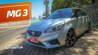 [Test Drive] MG3 2019 - Cambios que dan gusto