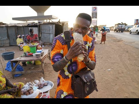 Senegalese Street Food: The Senegalese Sandwich