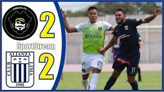 🤩RESUMEN GOLES DEBATE⚽️Pirata FC vs Alianza Lima⚽️ Liga 1 Apertura Peru Cup 2019