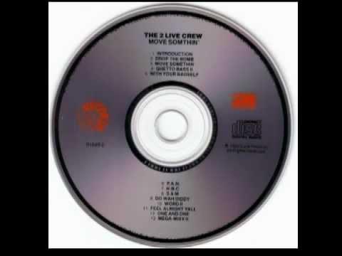 The 2 Live Crew - Move Somthin` ( Full Album )