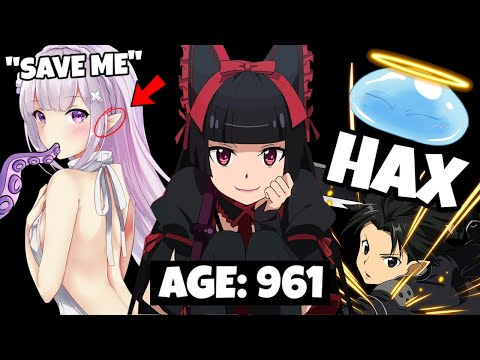 5 Early Signs of a Garbage Isekai Anime 99% SUCCESS