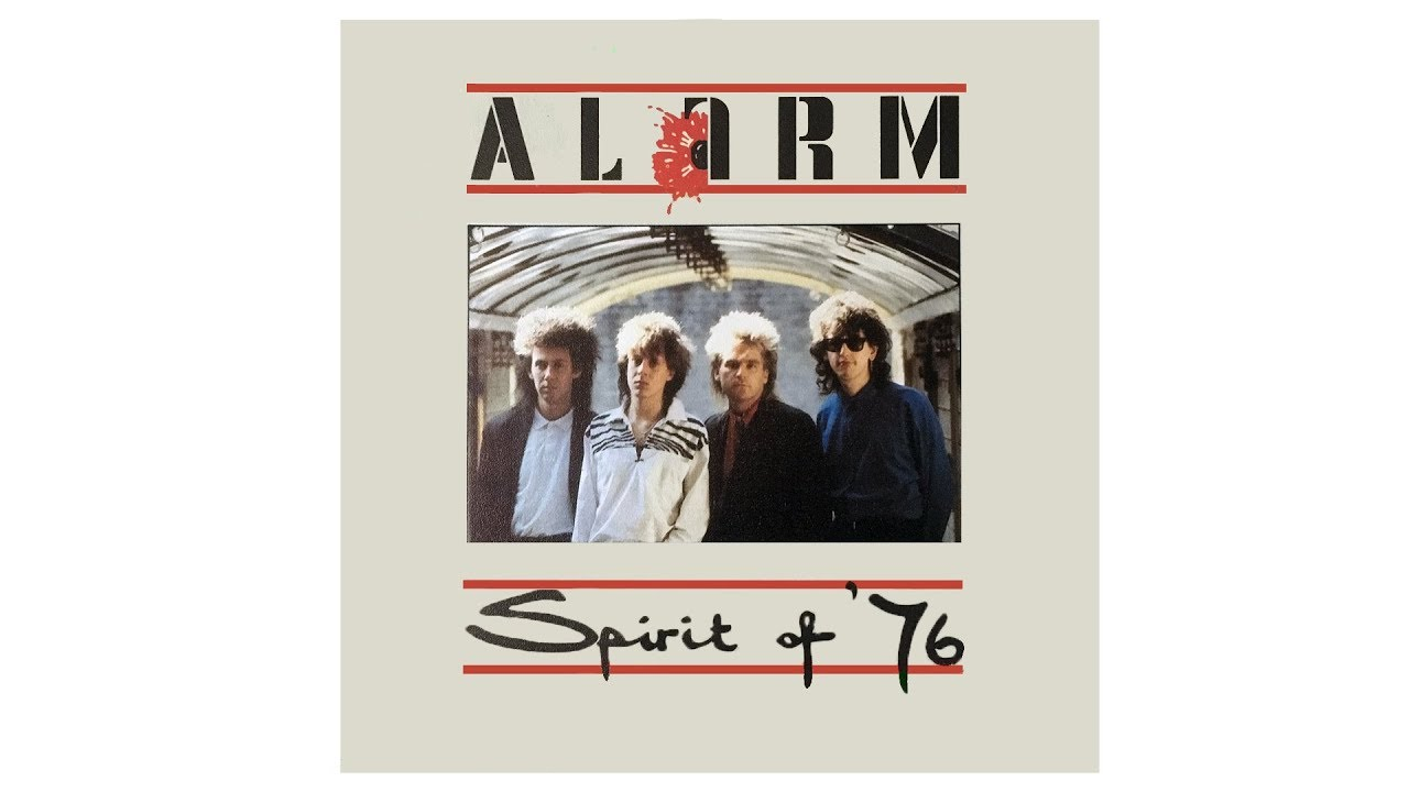 Download The Alarm - Spirit of '76 (Official Music Video} Long Version [2019 Remaster]