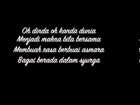 Ella feat Azlan   (Chinta Dahulu Kala Lirik) HQ
