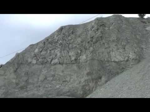 г. Амвросиевка .13.07.19. .город+мергельный карьер +меловые горы .