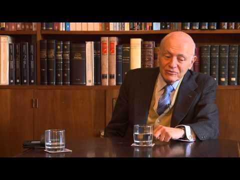 La Historia del Derecho: Entrevista a Víctor Tau Anzoátegui por Alejandro Agüero
