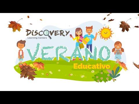 Discovery Learning Centers - Verano Educativo Virtual Camp