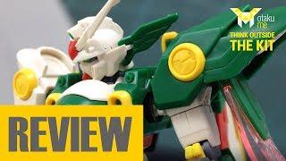 1/144 HGBF Wing Gundam Fenice Review