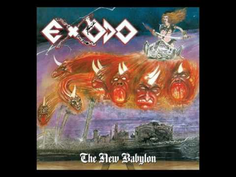 EXODO - The New Babylon [Full Album] (1988)