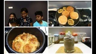 Lunch to dinner vlog/Weekend Vlog/Coffee milkshake/Soupy noodles with roasted chicken and mushroom