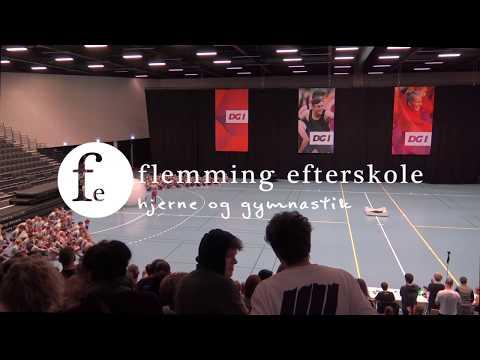 Flemming Efterskole opvisning d 11.  marts 2018 i Vejle