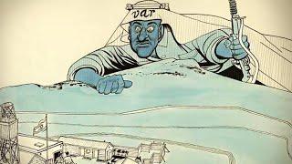 Появление Израиля. Зарождение конфликта. Роль Сталина в конфликте 12 серия Л. Млечин «Вспомнить всё»
