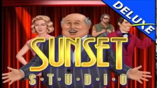 Sunset Studio Deluxe - Menu - Soundtrack