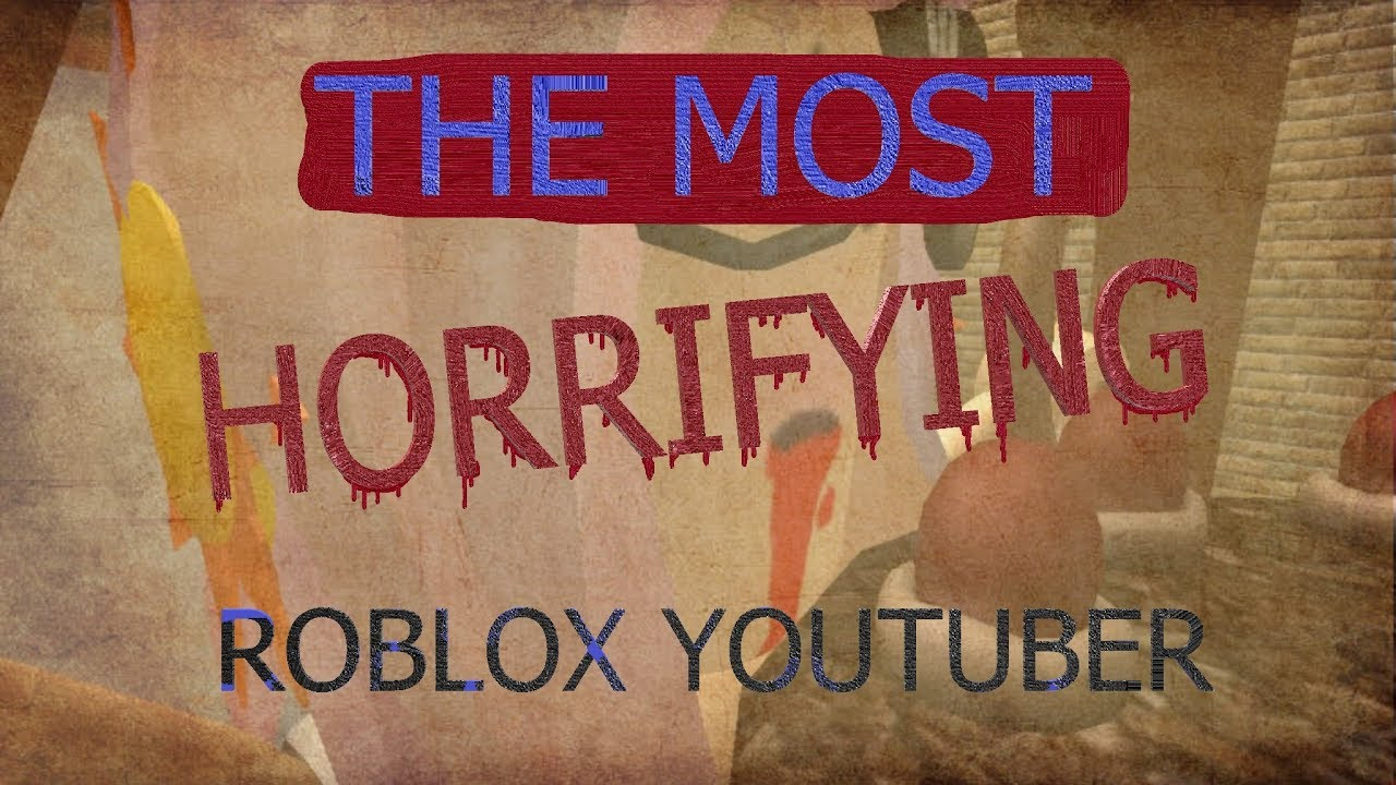 Roblox Lover 69 They Wont Stop Feeding Me Robloxlover69 The Most Horrifying Roblox Youtuber Youtube