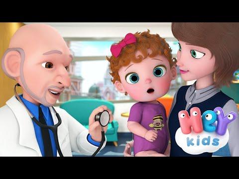 HeyKids – Le Docteur – Comptines pour bb et dessins anims | HeyKids Franais – Cantece pentru copii in limba franceza