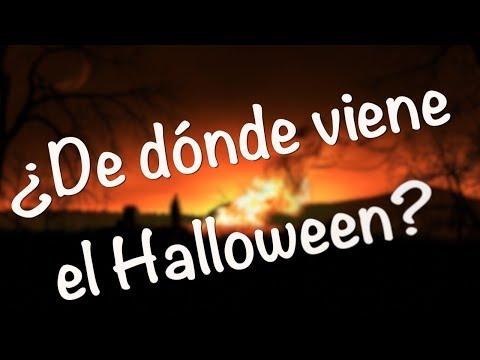 ¿De dónde viene y cómo comenzó el Halloween?