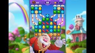 Candy Crush Friends Saga Level 807 (3 stars, No boosters)