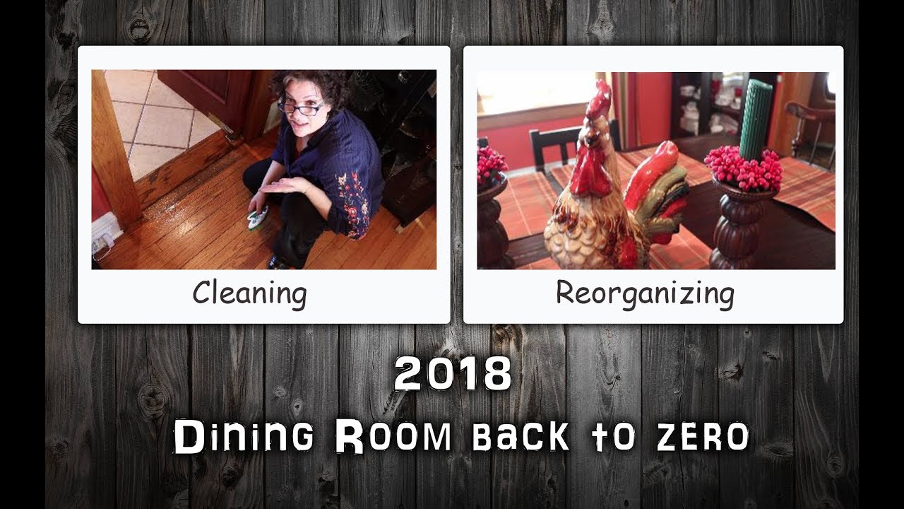 Reorganizing Room: Cleaning And Reorganizing