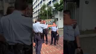 Publication Date: 2019-09-30 | Video Title: 教聯會黃楚標中學學生因罷課而被警方截查 警方稱涉嫌非法集結