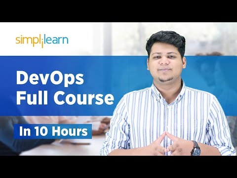 DevOps Tutorial For Beginners | Learn DevOps In 10 hours | DevOps Full Course | Simplilearn