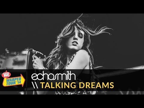 Echosmith - Talking Dreams (Live 2014 Vans Warped Tour)