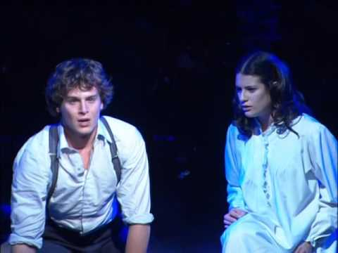 SPRING AWAKENING Groff, Michele, GallagherFinale