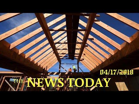 U.S. Housing Starts Increase, Single-family Segment Weak   News Today   04/17/2018   Donald Trump